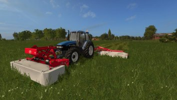 New Holland 8×60 Series FS17