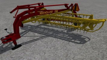 New Holland Rollabar Rake