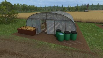 Plasticfoil Greenhouse (Cucumber) FS17