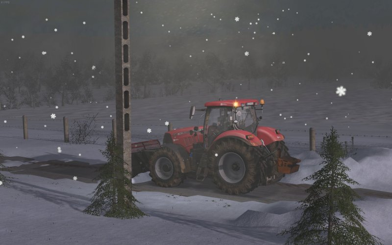 Snow Edition Texture Pack FS17