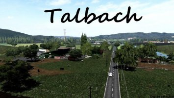 Talbach Map FS17