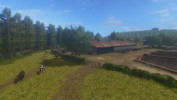 The Valley The Old Farm FS17