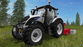 Valtra N Series Suomi 100 FS17