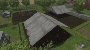 Vehicle Shelter And Frames FS17