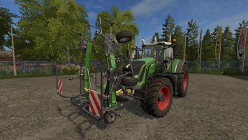 Vicon Fanex 604 Front Attacher Version FS17