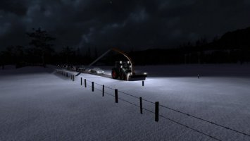 Biobeltz SB 300 Snowblower v1.0.0.1 FS17