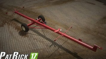 Bizon cutter trailer fs17