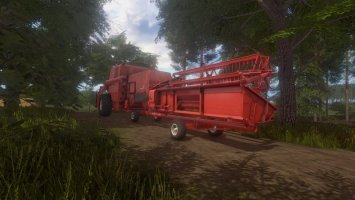 Bizon Z056 Cutter Trailer fs17
