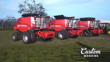 Case Axial Flow 240 series v2 fs17