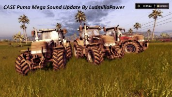 Case Puma Mega Sound Pack By LudmillaPower FS17