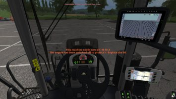 Challenger MT700E stealth FS17