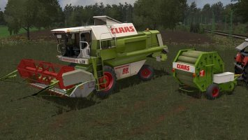 Claas Harvest Pack FS17