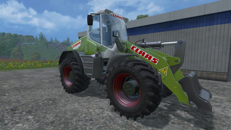 Claas Torion 1511 FS17