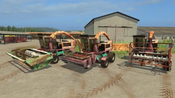 КSК-100 Forage Harvester fs17