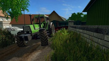 Deutz DX 140 v1.0.1 FS17