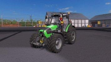 Deutz Fahr Agrotron 620 TTV FS17