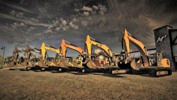 EC300 Excavator MULTI Brand Pack FS17