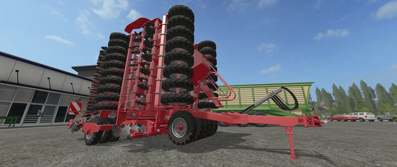 Horsch Pronto DC9 Dynamic Hoses - FS17 Mod | Mod for Farming