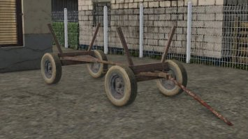 Horse cart fs17