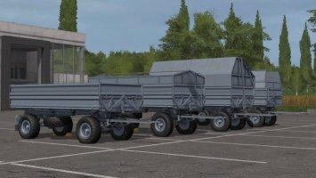FS 17 HW80 Anhänger Paket v1.1 fs17