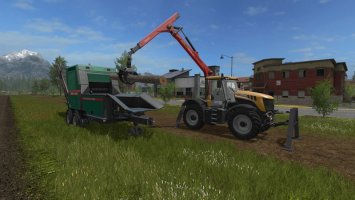 JCB Fastrac 3000 Xtra Forest