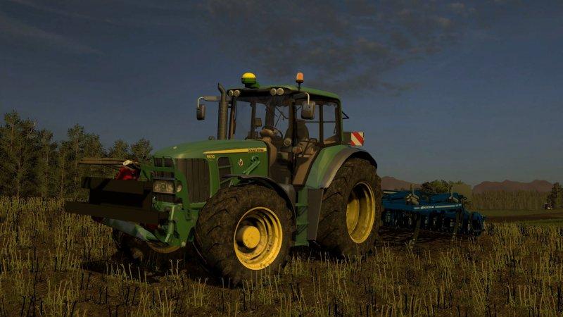 John Deere 6030 Premium FS17