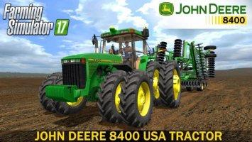 John Deere 8400 US v1.0.2