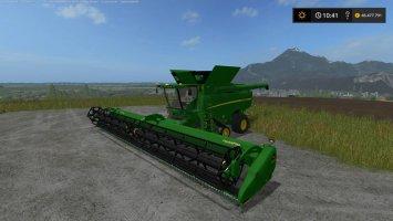 John Deere S690i FS17