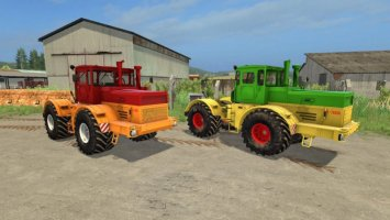 Kirovets K-700A and K701 fs17