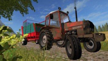 Kverneland UN7000 FS17