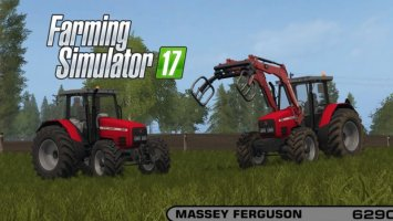 MASSEY FERGUSON 6290 fs17
