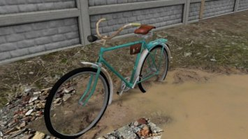 MMB3 bicycle (CCCP) Daru fs17