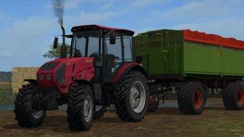 MTZ 1523 fs17