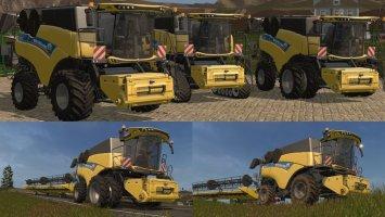 New Holland CR10.90 WS FS17