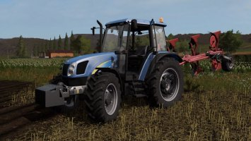 New Holland T5000