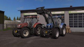 New Holland T6 Tier4a v1.2