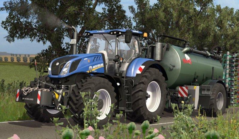New Holland T7 HD FS17
