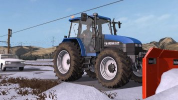 New Holland TS Serie FS17
