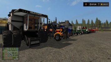 OLDIRON PACK FS17