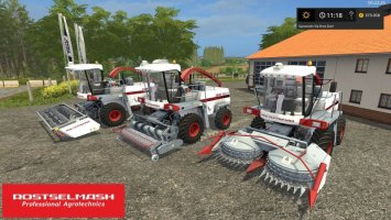 Rostselmash Don 680M fs17
