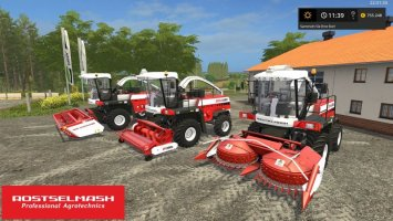 Rostselmash Don 680M *New Design* fs17