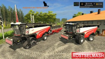 Rostselmash RSM161 *aktuelles Modell* 1.0.0 FS17