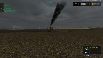 Smoke mods FS17