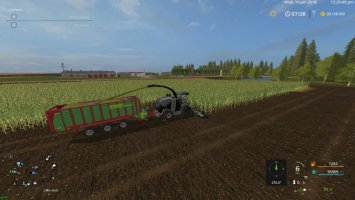 The Great Plains of USA v2.0 FS17
