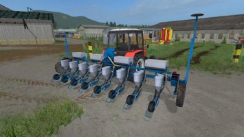 UPS-8 Seeder and Fertilizer FS17