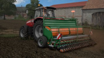 Amazone D9 Super Pack v1.1 FS17