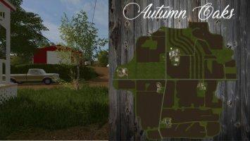 Autumn Oaks v1.1 FS17
