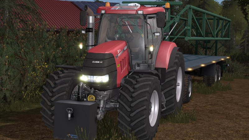 Case Puma 160 Fs17 Mod Mod Do Farming Simulator 17