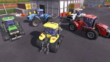 Challenger MT Tractors Pack v 1.0.0.5 fs17
