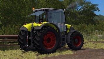 Claas Arion 650FL FS17